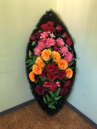 Похоронный венок