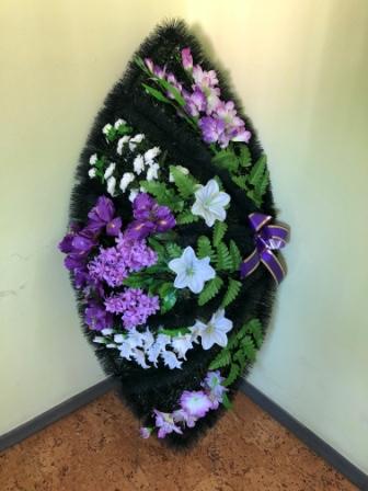 Похоронный венок - ПРУ «Память»