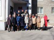 Мемориальная доска памяти о Тамаре Павловне Гурняк